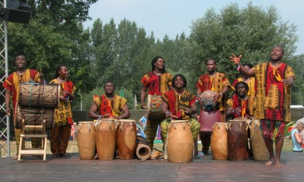 Traditional Ghanaian Music and Dance