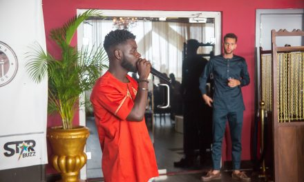 B4Bonah signs with MIMLife Records