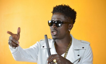 Shatta Wale handed keys to City of Worcester, USA.
