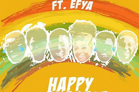 "FRA! releases remix of ""Happy Yourself"""