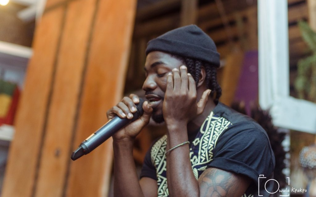 Photos: Akan continues #AkomaMuNsemsemTour2 @ The Shop Accra