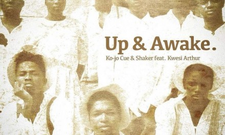 "Ko-Jo Cue, Shaker & Kwesi Arthur narrate black history in ""Up & Awake"" video"
