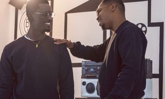 Hang Out with Shaker & Ko-Jo Cue @ the Ghana Music Awards – FIND OUT HOW