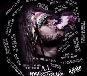A.I Ready to Release 'HEADSTRONG EP'