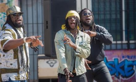 Morgan Heritage features Stonebwoy and Diamond Platnumz on new single 'Africa Jamaica'