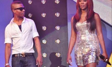 Wizkid and Tiwa Savage 'tight' in new video