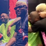 Olamide reacts to video of Davido and Skales 'crying'