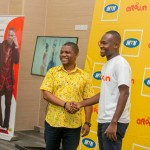 Aftown music signs partnership deal with MTN Ghana