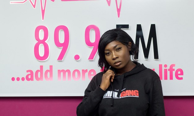 Don't ever give me a 'Dancehall Queen'  – Akiyana