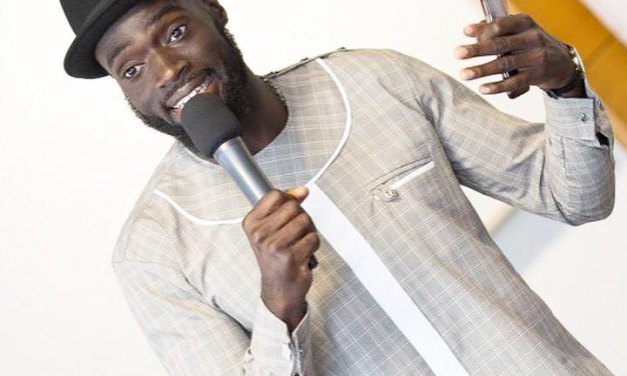 Be articulate and engaging .Harm Kay urges event hosts