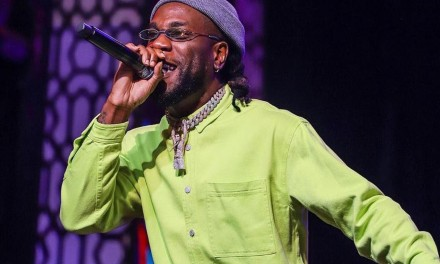 """#AfroNationGhana listed Performer, BURNA BOY, wins """"African Artiste Of The Year"""" at #VGMA20"""