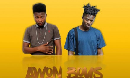 Dhamie Releases 'Awon Boys' featuring. Kwesi Arthur