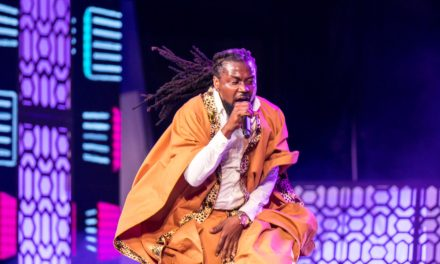 Samini The Saviour: he brought sanity to #VGMA20 with another historic performance