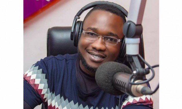 PASCAL HONOURED FOR HIS IMMERSE CONTRIBUTION TO THE GOSPEL MUSIC