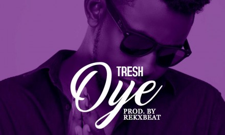 Tresh's new song finally out