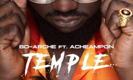 Bo-Arche's 'Temple' to drop on July 5