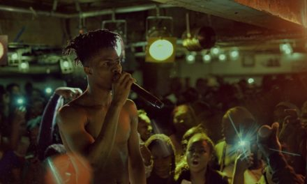 Kwesi Arthur shutdown London