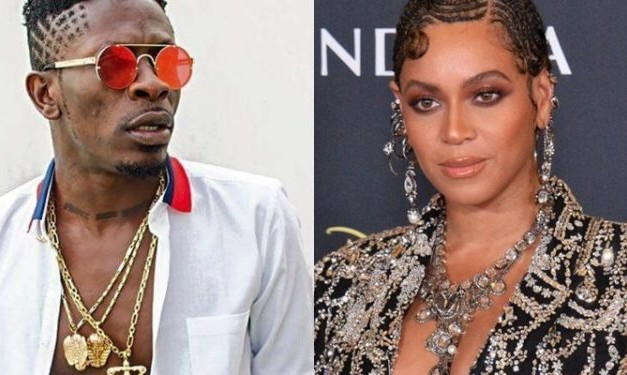Beyoncé features Shatta Wale on Lion King album