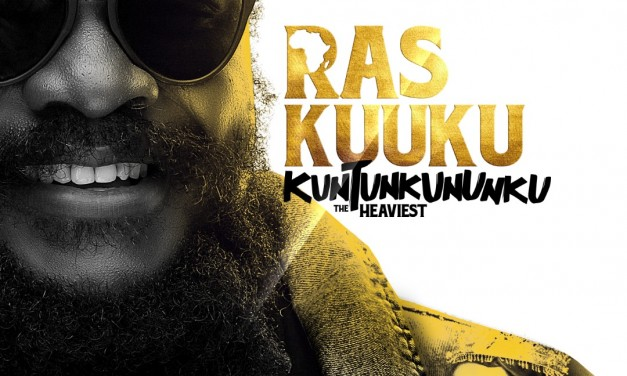 Ras Kuuku unveils album cover for #Kuntunkununku 'aka' The Heaviest