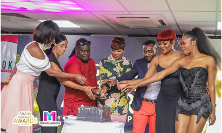 YM Launches Ghana Music & Arts Awards Europe 2019
