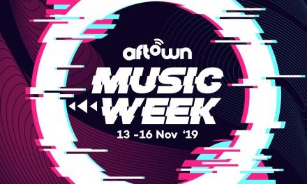 aftown music Week 2019 Announced (AMW 2019!)