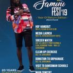 Saminifest 2019 moves to Dansoman on December 21st — Check Full Calendar
