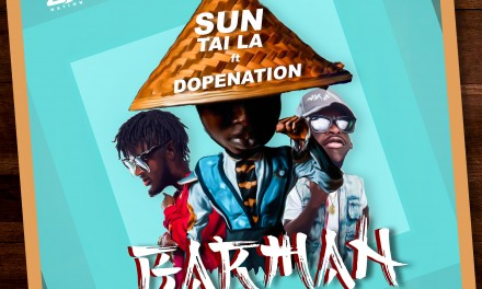 Sun Tai La Feat DopeNation — Barman (Prod By B2)