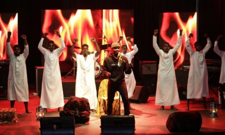 Aftownmusic launches V2 with aftownmusic concert